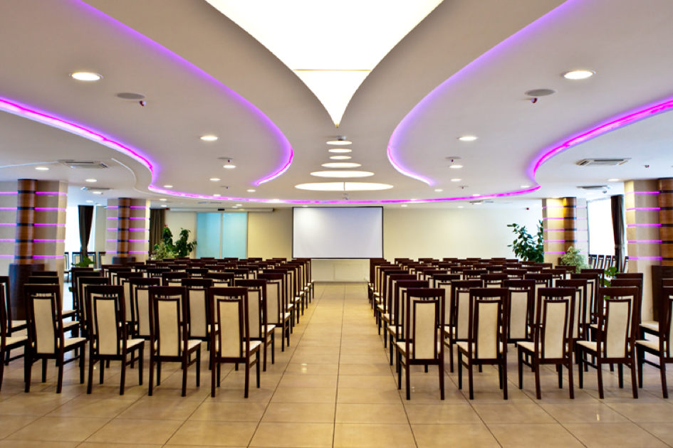 Granada Conference & Wellness Hotel conference room