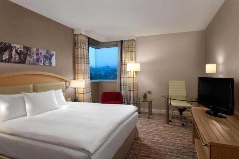 Hilton Sofia room