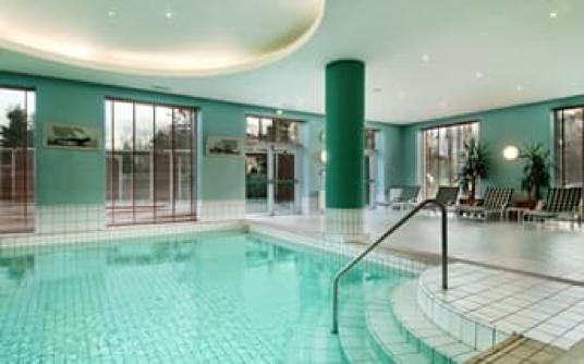 Hilton Sofia wellness