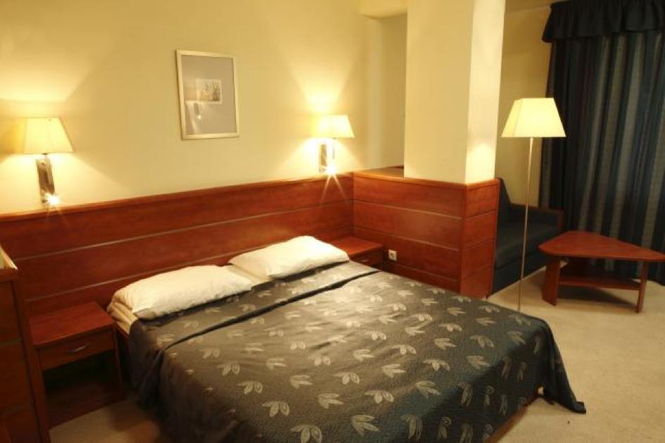 Hotel Benczúr room