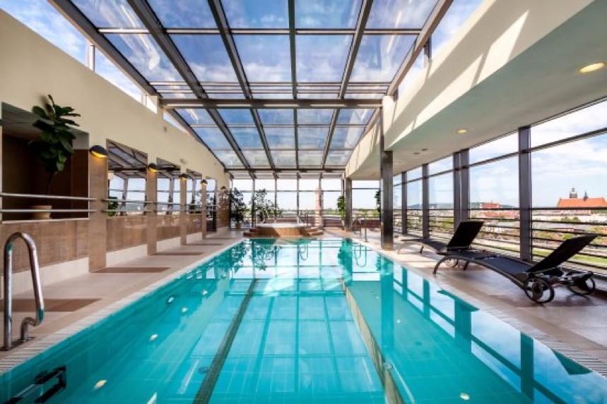 Qubus Hotel wellness