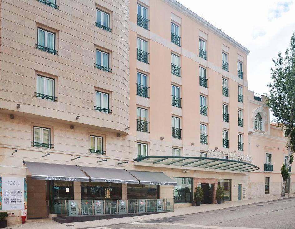REAL PALACIO Hotel front