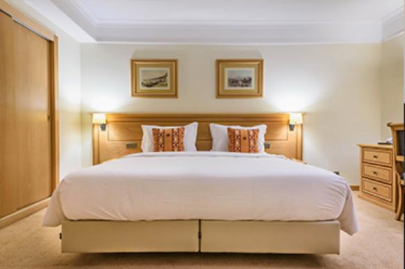 REAL PALACIO Hotel room 2