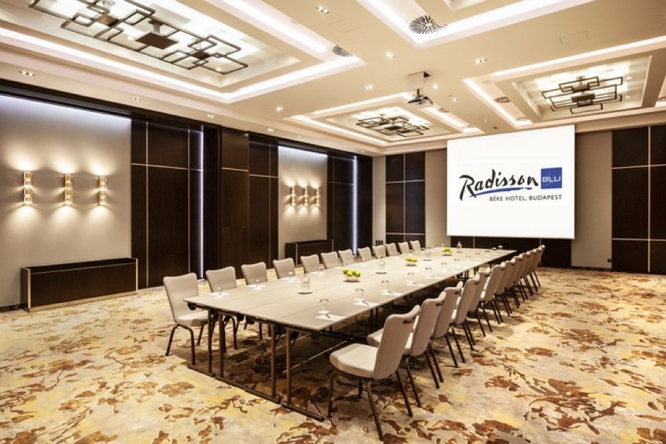 Radisson Blu Beke Hotel conference room
