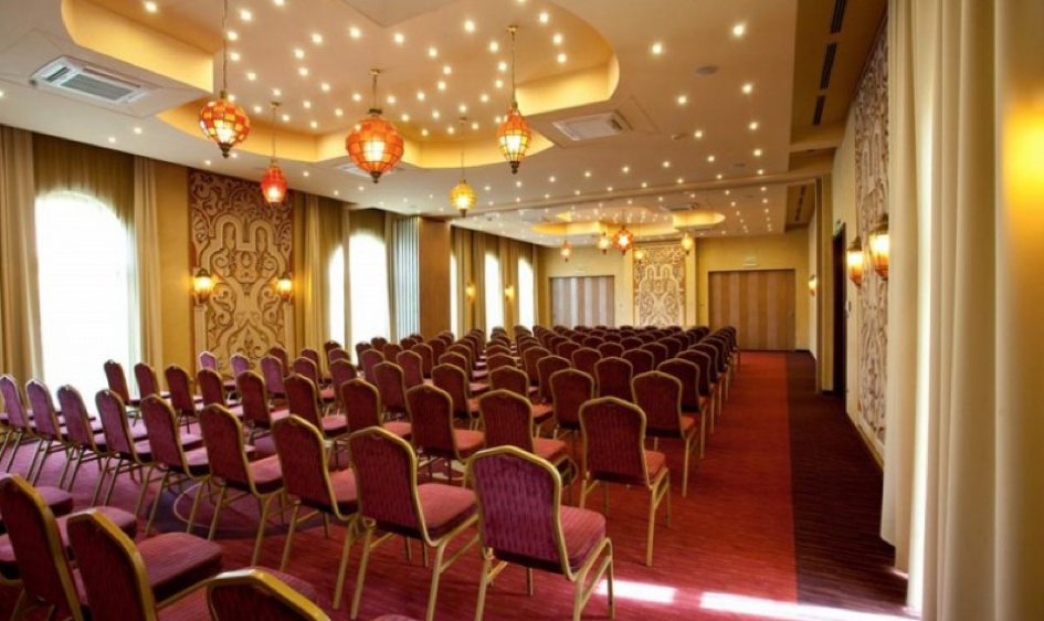 SHIRAZ Hotel conference room 2