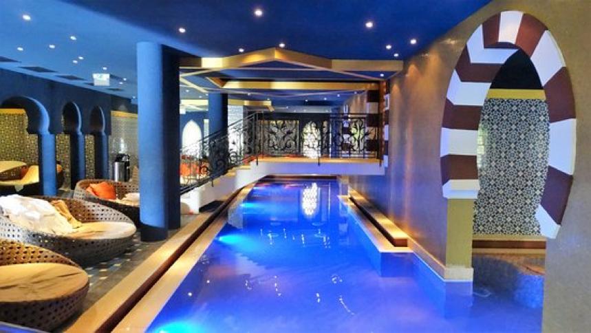 SHIRAZ Hotel wellness 2