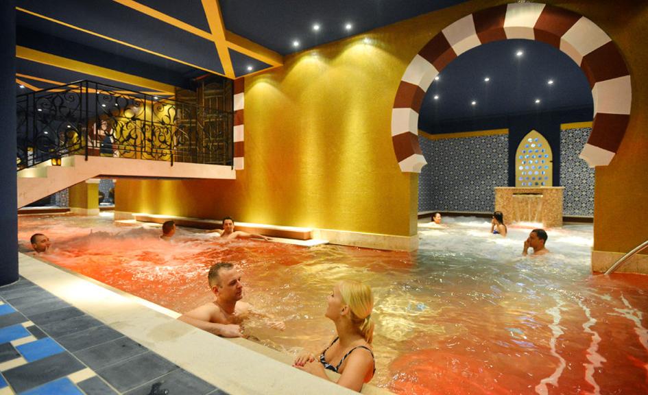 SHIRAZ Hotel wellness